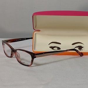 NWT Kate Spade Leanne Brown Tortoise Glasses